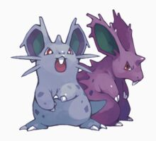 Nidoran by Pokeplaza