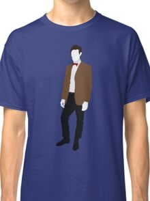The Eleventh Doctor - Doctor Who - Matt Smith (Series 5) Classic T-Shirt