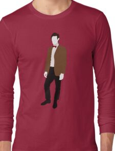 The Eleventh Doctor - Doctor Who - Matt Smith (Series 5) Long Sleeve T-Shirt