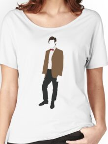 The Eleventh Doctor - Doctor Who - Matt Smith (Series 5) Women's Relaxed Fit T-Shirt