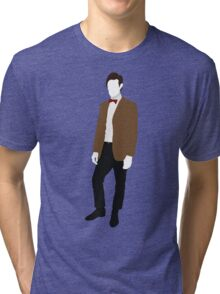 The Eleventh Doctor - Doctor Who - Matt Smith (Series 5) Tri-blend T-Shirt