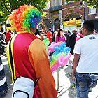Clown by dlfmr