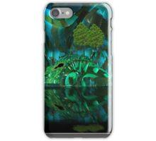 ©DA Mountain Fractal iPhone Case/Skin