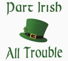 Part Irish - All Trouble One Piece - Short Sleeve