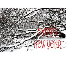 HAPPY NEW YEAR 30 Photographic Print