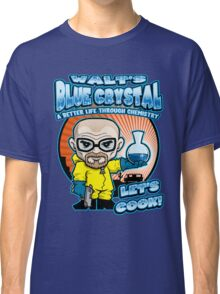 Walt's Blue Crystal Classic T-Shirt