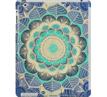 Midnight Bloom iPad Case/Skin