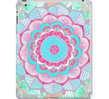 Tropical Doodle Flower iPad Case/Skin