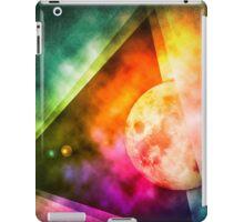 Abstract Full Moon Spectrum iPad Case/Skin