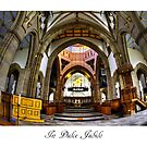 Blackburn Cathedral Card by inkedsandra