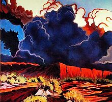 Desert Tempest by Susan Bergstrom