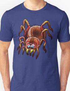 Tarantula Sinking its Fangs into Fresh Flesh T-Shirt