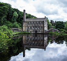 Gibson Mill Hardcastle Crags by inkedsandra