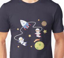 Space Explorers Unisex T-Shirt