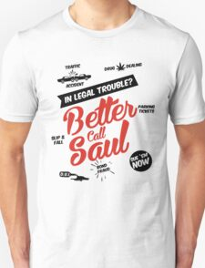 Better Call Saul - Breaking Bad T-Shirt