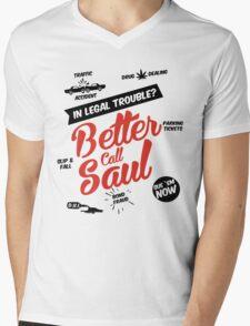 Better Call Saul - Breaking Bad Mens V-Neck T-Shirt
