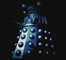 Dalek Gamma – Blue by Steven Miscandlon
