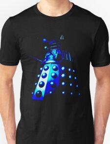 Dalek Gamma – Blue Unisex T-Shirt