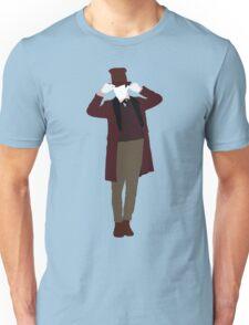 The Eleventh Doctor - Doctor Who - Matt Smith (Xmas) Unisex T-Shirt