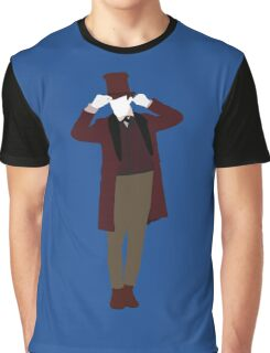The Eleventh Doctor - Doctor Who - Matt Smith (Xmas) Graphic T-Shirt