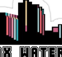 Halifax Waterfront T-shirt Sticker