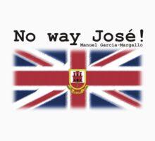 Gibraltar - No way José! by SpainBuddy