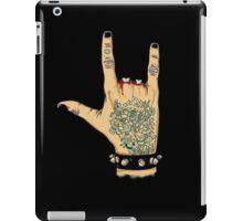 rocknroll iPad Case/Skin