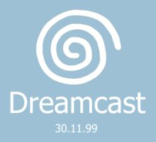 Dreamcast- Pal region T-Shirt by HarryCane