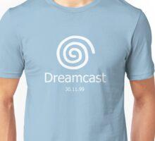 Dreamcast- Pal region T-Shirt Unisex T-Shirt