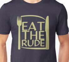 Eat The Rude (Green) Unisex T-Shirt