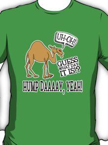 Hump Day • Camel T-Shirt