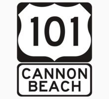 US 101 - Cannon Beach by IntWanderer