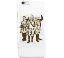 President Kick Asses iPhone Case/Skin