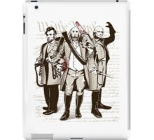 President Kick Asses iPad Case/Skin