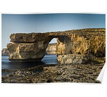 The Azure Window, Malta Poster