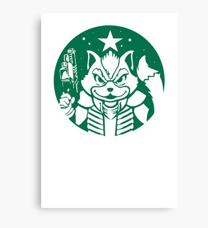 McCloud Coffee Canvas Print