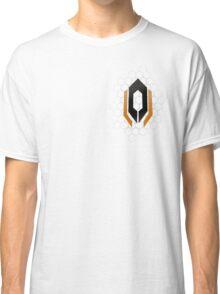 Mass Effect - Cerberus(Black) - Chest Left Classic T-Shirt