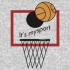 Basketball Design 12 by mysports