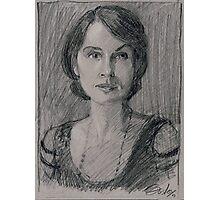 "Lady Mary Josephine Crawley ""Downton Abbey"" Photographic Print"