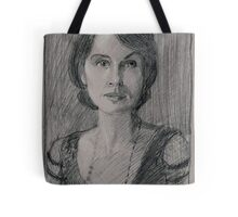 "Lady Mary Josephine Crawley ""Downton Abbey"" Tote Bag"