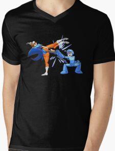 Parry Those Kicks! Mens V-Neck T-Shirt