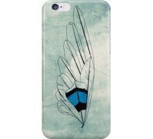 Build Your Wings iPhone Case/Skin