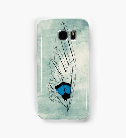Build Your Wings Samsung Galaxy Case/Skin