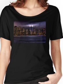 9/11 Tribute T Women's Relaxed Fit T-Shirt