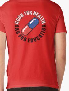 Capsule Gang Mens V-Neck T-Shirt