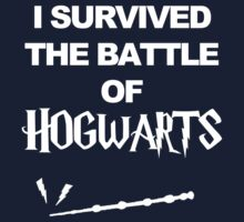 I Survived the Battle of Hogwarts (Harry Potter) by RWHTL