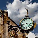 Clock by jasminewang
