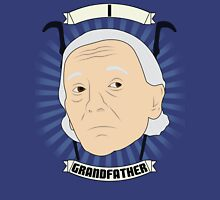 Doctor Who Portraits - First Doctor - Grandfather Unisex T-Shirt