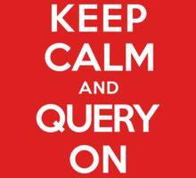 Query On by Jennifer Adams