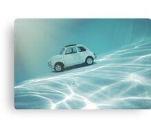 FIAT underwater Canvas Print